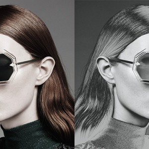Full metal racket: Karen Walker launches killer shades for spring