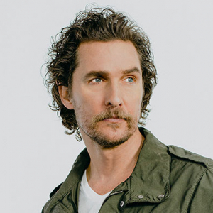 Matthew McConaughey's latest role has a strong message