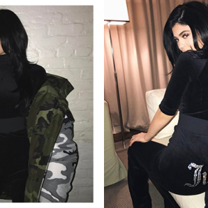 So Juicy: is Kylie Jenner bringing back the noughties tracksuit?