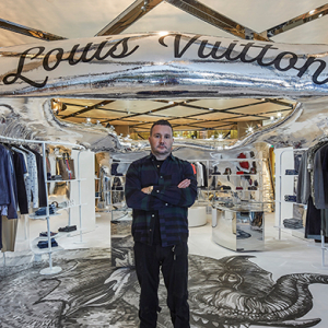 Meet the mastermind behind Louis Vuitton menswear