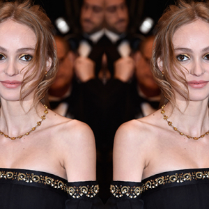 "Lily-Rose Depp: ""I never thought about getting into acting"""