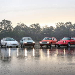The Buro test drive: 40 years of everyone's first car
