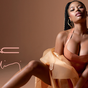 Nicki Minaj x M.A.C is coming to your make-up bag