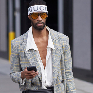 10 men you meet at Fashion Week