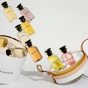 Louis Vuitton is launching not one, but 7 fragrances