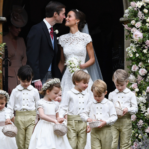 17 details you missed about Pippa Middleton's wedding