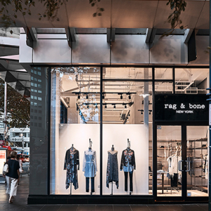 Rag & Bone is opening its first Australian store