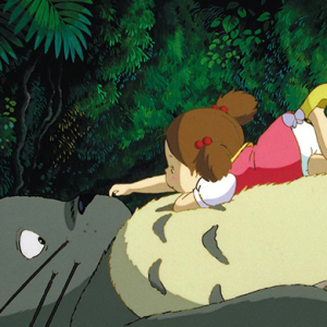 A Studio Ghibli theme park is happening