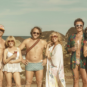 70s style, nostalgia and Kylie Minogue in the Swinging Safari trailer