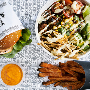 A vegan fast food joint is coming to Melbourne