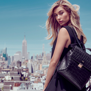 Inside Hailey Baldwin's collaboration with The Daily Edited