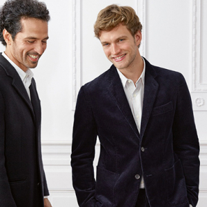 Ines de la Fressange designs a men's range for a high street giant