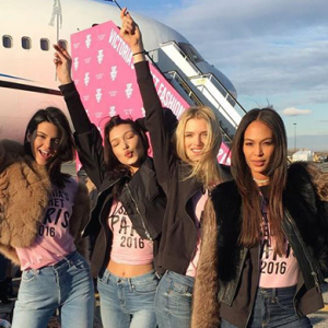 Your week of Victoria's Secret mania starts now