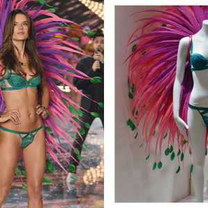 You can now visit a Victoria's Secret Show museum
