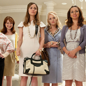6 women you meet at every hen's party