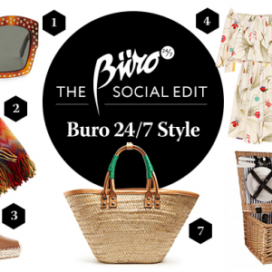 The social edit: Buro's guide to a summer picnic