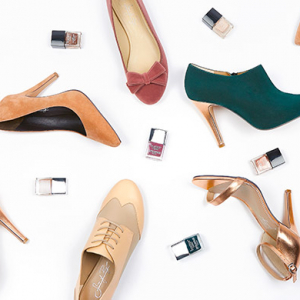 First look: nail polish that matches your stilettos is a thing now