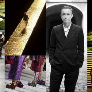 "Dries Van Noten: ""I don't want just to make a nice sweater"""