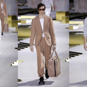 Guess which Insta-star walked the Milan Fashion catwalk for Zegna?
