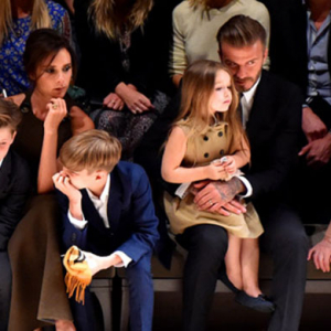 Harper Beckham is now a fashion designer