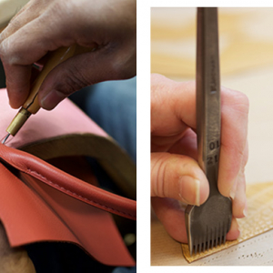 Watch Hermès artisans work their magic in Melbourne
