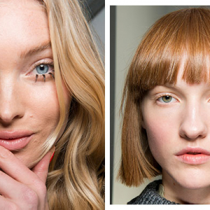 The biggest beauty trends of NYFW