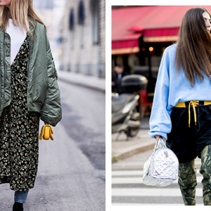 Baby it's cold outside: 10 new ways to layer for tricky transeasonal weather