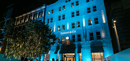 Tiffany & Co. opens its first New Zealand store!
