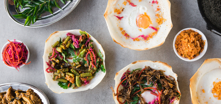 A Sri Lankan street food eatery has hopped into Darlinghurst