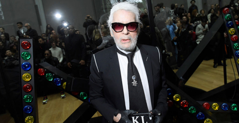 Karl Lagerfeld is launching a limited-edition beauty range