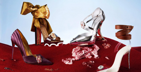 This Christian Louboutin collaboration is out of this world