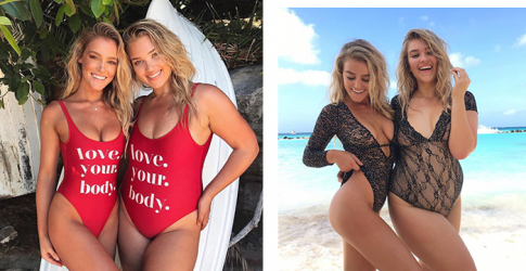 How two girls are redefining 'body image'