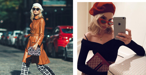 Micro-trend alert: why you need to buy a beret, like now