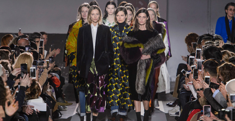 Paris Fashion Week: the best looks of A/W '17 so far