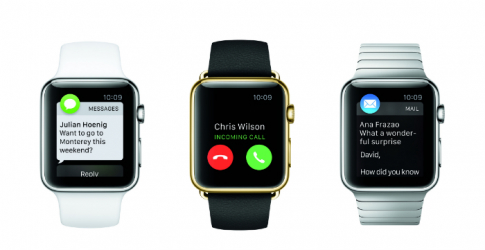The Apple Watch (finally) drops in stores this month