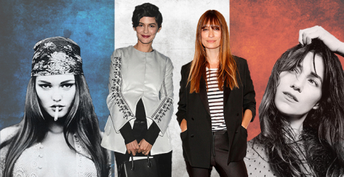 The 28 coolest French girls of all time