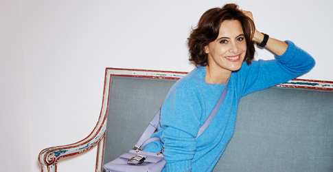 Style icon Ines de la Fressange on the French approach to fashion