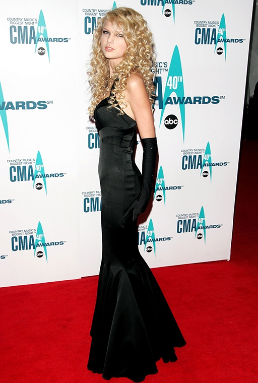 the 40th Annual CMA Awards (November, 2006)