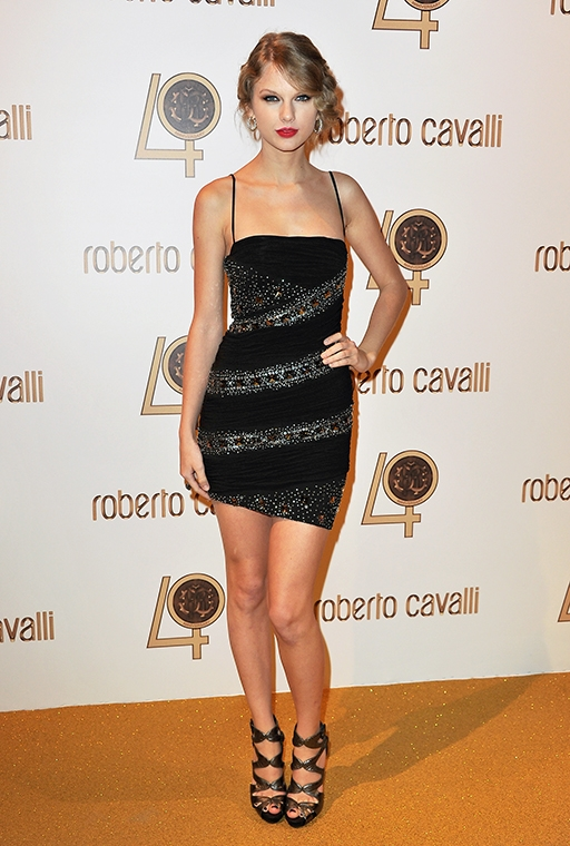 the Roberto Cavalli party (September, 2011)