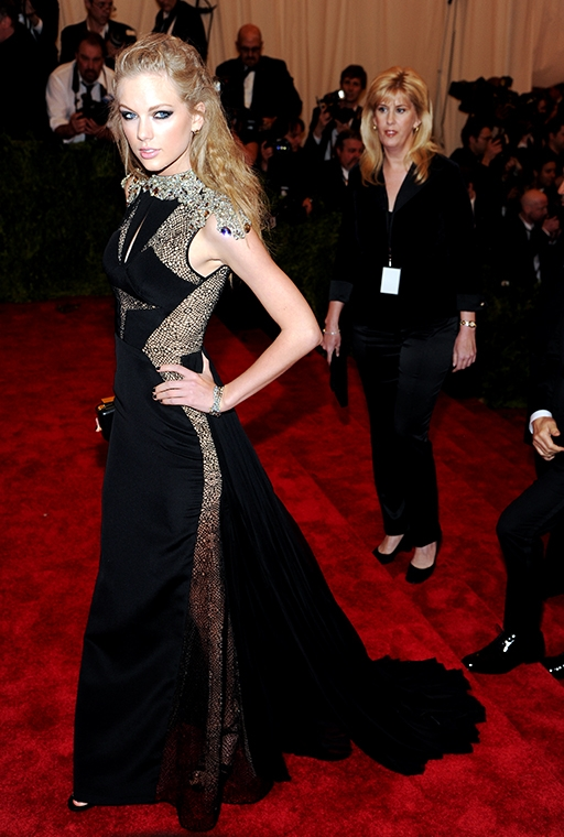 the Costume Institute Gala (May, 2013)