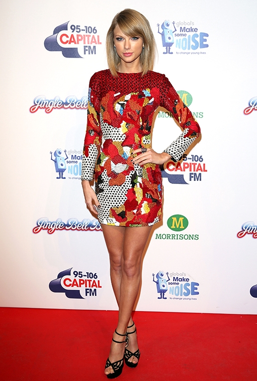 the Jingle Bell Ball (December, 2014)