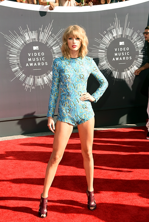 the 2014 MTV Video Music Awards (August, 2014)