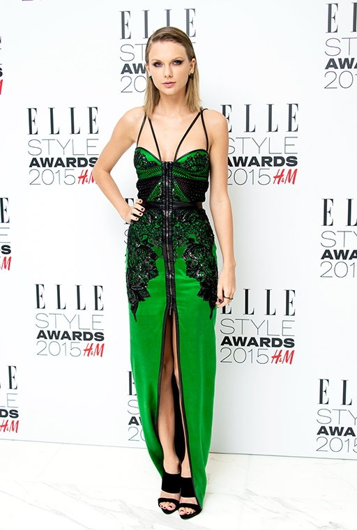 the Elle Style Awards 2015 (February, 2015)