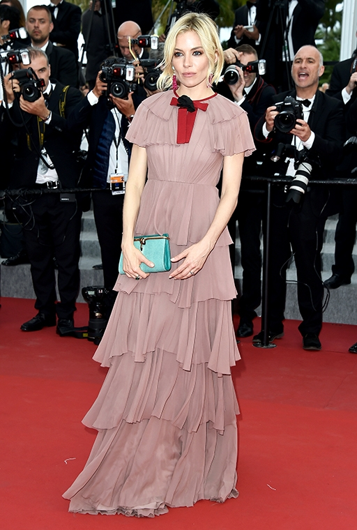 the premiere of 'Macbeth' in Cannes, May 2015
