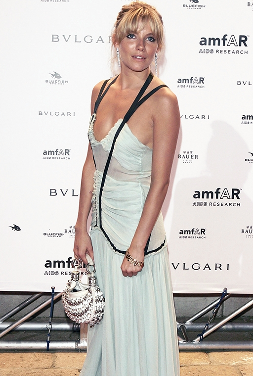 amFAR Venice Benefit Evening, September 2004