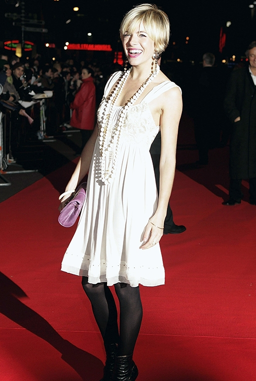 the UK Premiere of 'Casanova', February 2006