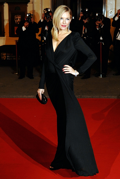 the Orange British Academy Film Awards, February 2008