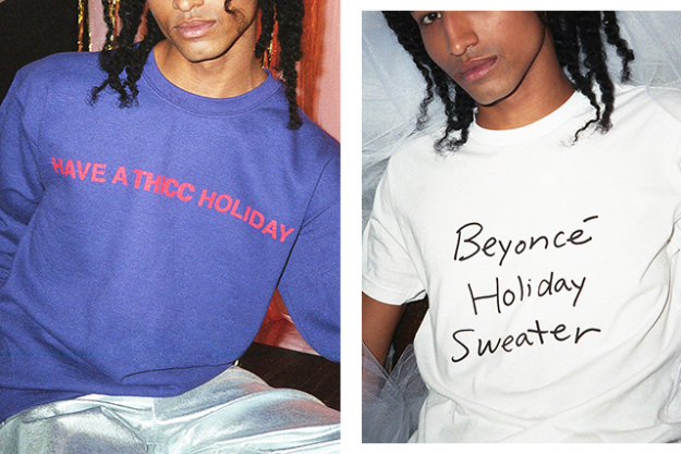 Christmas has come early with Beyoncé's new holiday merch