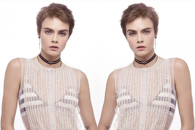 Cara Delevingne just scored a surprising new role