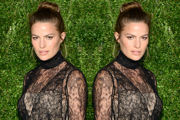 Model Cameron Russell campaigns against another kind of abuse